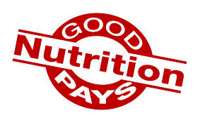 good nutrition pays